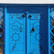 Stock Photo: Sidi Bou Said door