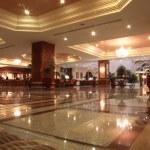 Hotel lobby — Stock Photo #2103560