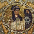 Judith, mosaic - Stock Photo