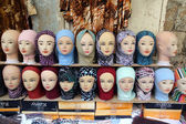 Head Scarves for sale — Stock Photo