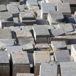 Mount of Olives Jewish Cementery — Stock Photo #2164409