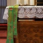 Church altar — Stock Photo #2378402