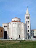 Church of st. Donat in Zadar, Croatia — Stock Photo