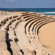 Ancient Roman hippodrome in Caesarea, Is — Stockfoto