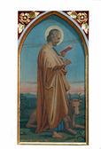 Saint Luke the Evangelist — Stock Photo