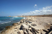 Ancient city Caesarea from Israel — Stock Photo