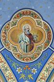 Saint Luke the Evangelist — Стоковое фото