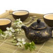 Royalty-Free Stock Photo: Chinese tea ceremony
