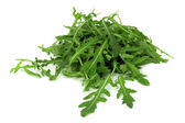 Fresh rucola leaves — Stock Photo