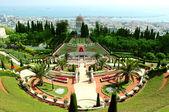Jardín bahai — Foto de Stock