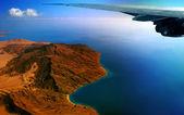 View to peninsula Sinai — Stock Photo