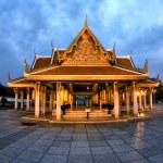 Buddhist temple — Stock Photo #2185279