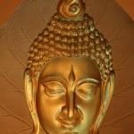 Mask of Buddha — Stock Photo #2238397
