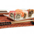 Royalty-Free Stock Photo: Japanese rolls
