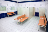 Locker Room — Stock Photo