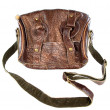 Stock Photo: Leather Bag