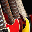 Royalty-Free Stock Photo: Electric Guitars