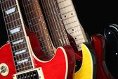 Electric Guitars — Stock Photo