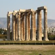 Royalty-Free Stock Photo: Temple of Olympian Zeus