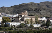 Andalusian Village — Stock Photo