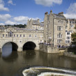 Pulteney Bridge - Stock Photo