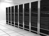Server-room (general) — Stock Photo
