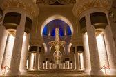 Sheikh zayed mosque in Abu Dhabi, UAE — Stock Photo