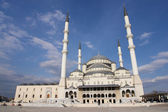 Ankara turkiet - kocatepe mosque — Stockfoto