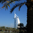 Dubai - Burj Al Arab — Stock Photo