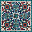 Turkish tiles — Stock Photo #2185116