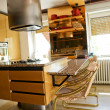 Modern kitchen in day time — Stock Photo #2185898