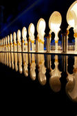 Sheikh zayed mosque in Abu Dhabi, UAE — Stock Photo
