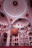 Ankara - Kocatepe Mosque - indoor — Stockfoto
