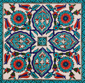Turkish tiles — Stock fotografie