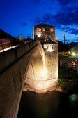 Mostar Bridge - Bosnia Herzegovina — Stock Photo