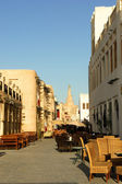 Doha, Qatar - Old souk — Stock Photo