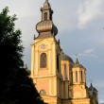 Church in Sarajevo, Bosnia — Stock Photo #2206662