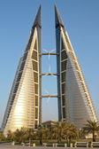 Bahrain - World trade center — Stock Photo