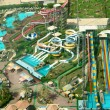 Giant aqupark - top view — Stock Photo #2210755