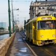 Stock Photo: Old tramway in Sarajevo - Bosnia