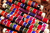 Traditional Mostar reedpipe flutes — Stock Photo