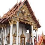 Bangkok Thailand - Buddhist temple — Stock Photo #2220726