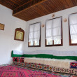 Traditional Turkish house interior — Stock Photo