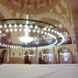 Inside of Grand Mosque in Bahrain — Stock Photo