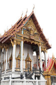 Bangkok Thailand - Buddhist temple — Stock Photo