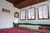 Traditional Turkish house interior — Stock Photo