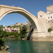 Mostar Bridge - Bosnia Herzegovina — Stock Photo