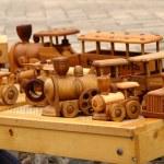 Wooden toys — Stock Photo #2267723