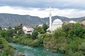 Mostar - bosnia erzegovina — Foto Stock