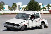 Broken vehicle — Stock Photo